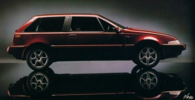 Gallery - Colors - Volvo 480 club EUROPE